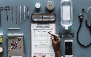 Инструкция по заполнению больничного листа. Образец и пример заполнения