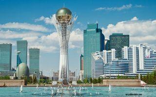 Сокращение штата в республике Казахстан
