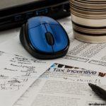 бумага мышка ручка