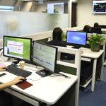 офис компьютеры женщины