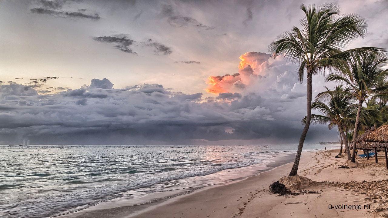 пляж отпуск остров