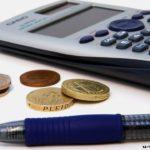 калькулятор деньги ручка