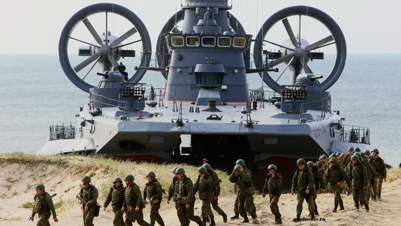 корабль военные строй