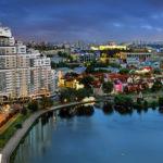 Беларусь красивый вид