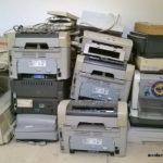 много принтеров